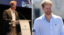 'Just call me Harry': Prince Harry decides to drop his own royal title