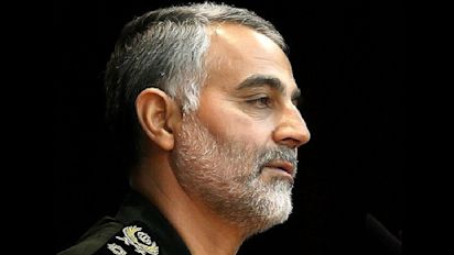 Why U.S. used to consider Soleimani 'untouchable'