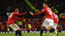 Manchester United held at home by Everton in 1-1 draw