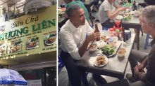 We tried Obama's favourite Vietnamese restaurant