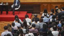 University of Hong Kong president Zhang Xiang calls for 'every corner of society' to mend political divide through talking as city gears up for more marches