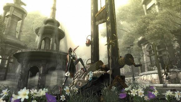 Bayonetta's first dev diary explains protagonist's origins