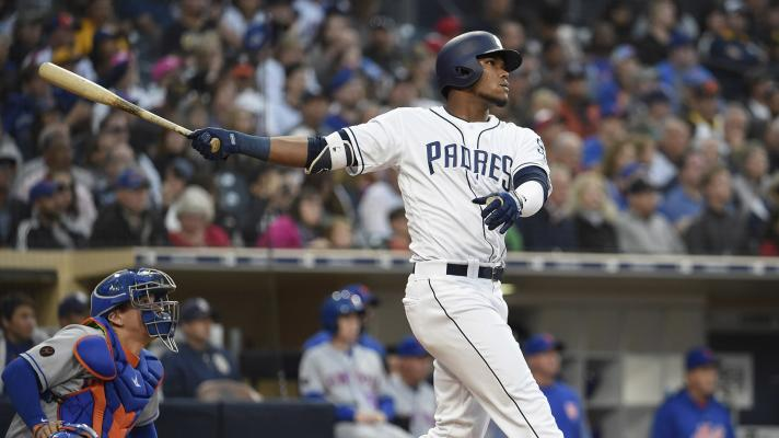 Yahoo Sports Launch Pad - Biggest Padres blasts from the statcast era