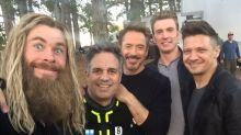 'Avengers: Endgame' cast reveals treasure trove of behind the scenes footage as spoiler ban lifts