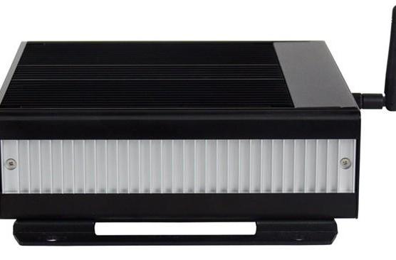 Stealth's latest fanless mini PC: the Core 2 Duo-powered LPC-625F