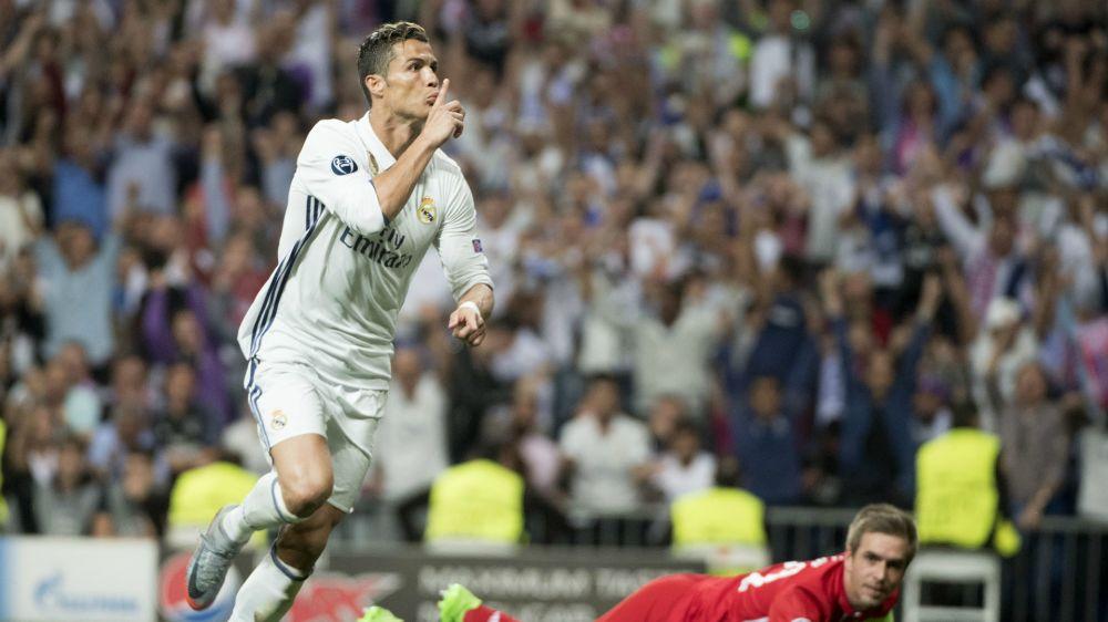 Cristiano Ronaldo, el máximo goleador del Bernabéu