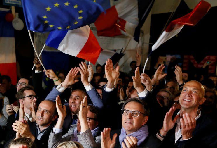 Frankreich Wahlen Ticker