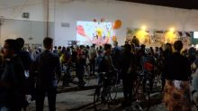 Ride with a storyteller, see the wind at Nuit Blanche 2017