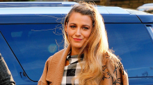 Blake Lively Shows Off Her Red Hair in New Instagram