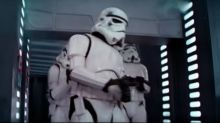 'Star Wars' Head-Banging Stormtrooper Explains the Classic Blunder