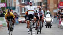 Primoz Roglic pounces steal Liege-Bastogne-Liege from beneath nose of Julian Alaphilippe while Diego Ulissi wins at Giro d'Italia