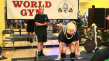 This 97-year-old grandma weightlifter is proof you should never give up