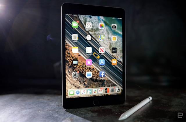 Is the iPad Mini a great choice for a small tablet?