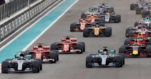 F1 - 2017 - Les chiffres essentiels ou anecdotiques de la saison 2017