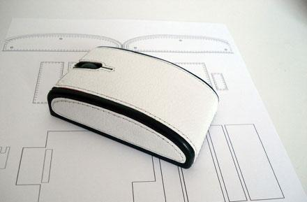 Slava Tyukalov's handmade wireless mice