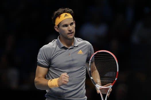Dominic Thiem to face Stefanos Tsitsipas in ATP Finals showpiece after ousting Alexander Zverev