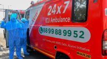 Mumbai ambulance start-up joins coronavirus battle