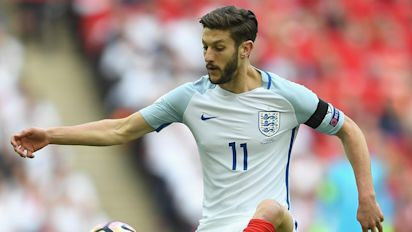 Liverpool's Adam Lallana ruled out for four weeks with thigh injury sustained while playing for England