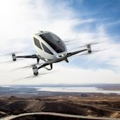 Uber wants to fly you to work in a small autonomous aircraft