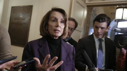 Pelosi 'playing chess on 3 boards' with health care