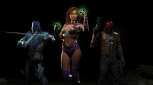 Injustice 2's first DLC characters revealed, Mortal Kombat's Sub-Zero joins roster