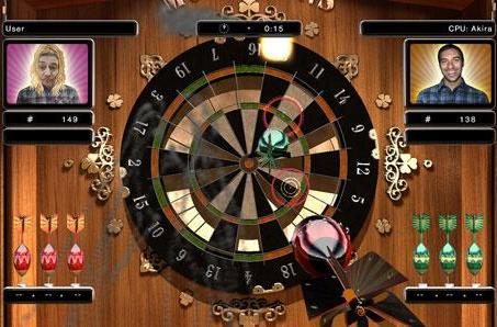 Move! Top Darts soaring to PSN this month