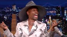 Billy Porter on going public with HIV-positive status: 'I've never felt joy like this before'