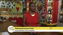 Essence Fest preview with Essence Magazine Managing Editor Vanessa Bush