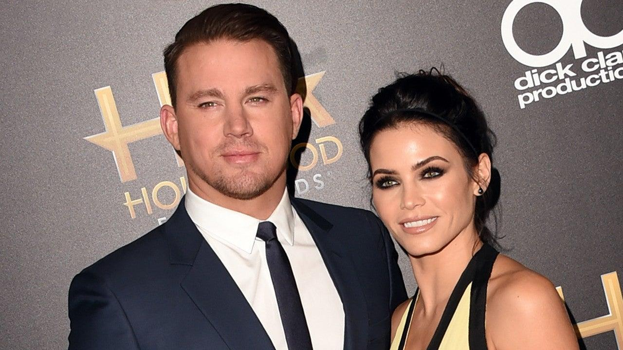 Channing Tatum Files for a Counselor to Help Him and Jenna Dewan With Child Custody Schedule - Yahoo Celebrity