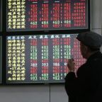 Asian Shares Mostly Higher With Nikkei Marking Fresh Gains, Shanghai Down