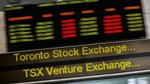 TSX falls 0.25 percent as energy weighs