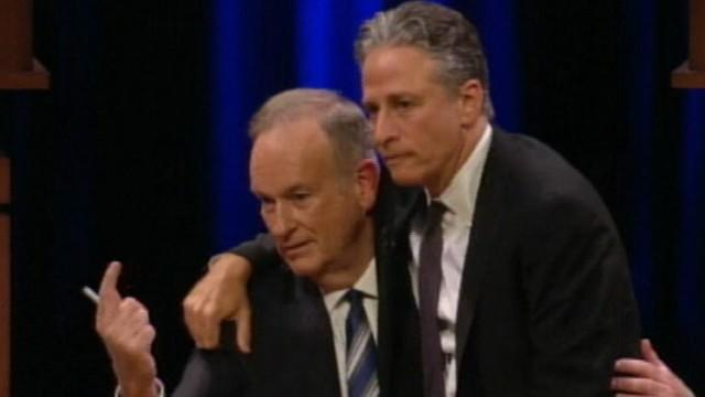 Jon Stewart vs. Bill O'Reilly Debate Draws Large Audience