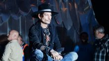 Johnny Depp says he's sorry about his Trump assassination remarks