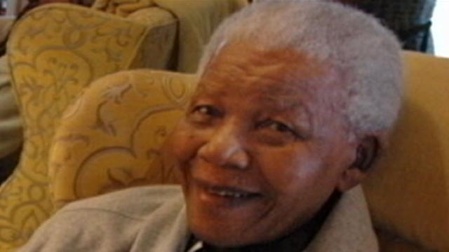 Nelson Mandela's Health Downgraded to Critical Condition