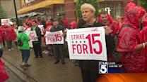 Fast Food Workers Want it `Their Way`