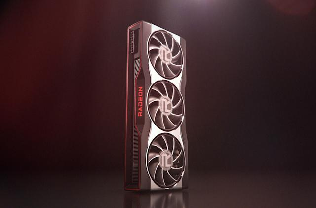 AMD teases its next-gen Radeon GPU's 4K performance