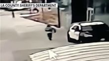 Suspect in custody for the ambush shooting of 2 L.A. County deputies