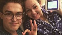 Tom and Giovanna Fletcher's 13th anniversary didn't go very smoothly...