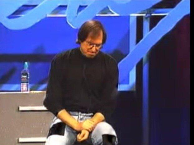 Steve Jobs' reaction to this insult shows why he was such a great CEO