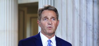 Jeff Flake blasts Trump over 'fake news' attacks
