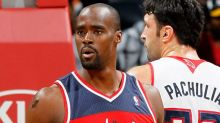 Former Rookie of the Year Emeka Okafor eyes an NBA return