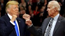 Trump: If I fought Biden, he would go down 'crying'