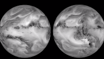 See Planet Earth Through an Infrared Timelapse