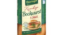 Rückruf: Bockwurst von Aldi kann Kunststoff enthalten
