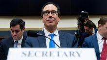 Mnuchin cree que el acuerdo con China impulsará la economía de EEUU