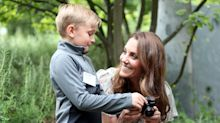 Kate Middleton Celebrates World Photography Day by Honoring 9-Year-Old Boy's 'Fantastic' Photos