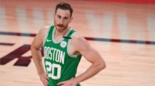 Gordon Hayward doesn't plan to leave NBA bubble for birth of fourth child