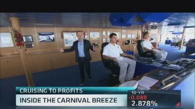 Carnival's big fix after Triumph's drift