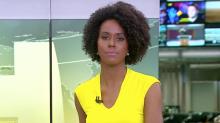 Fã mirim emociona Maju Coutinho: 'A gente tem o mesmo cabelo'