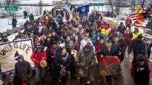 Dakota access pipeline: court strikes down permits in victory for Standing Rock Sioux